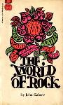 """The World of Rock"" cover."